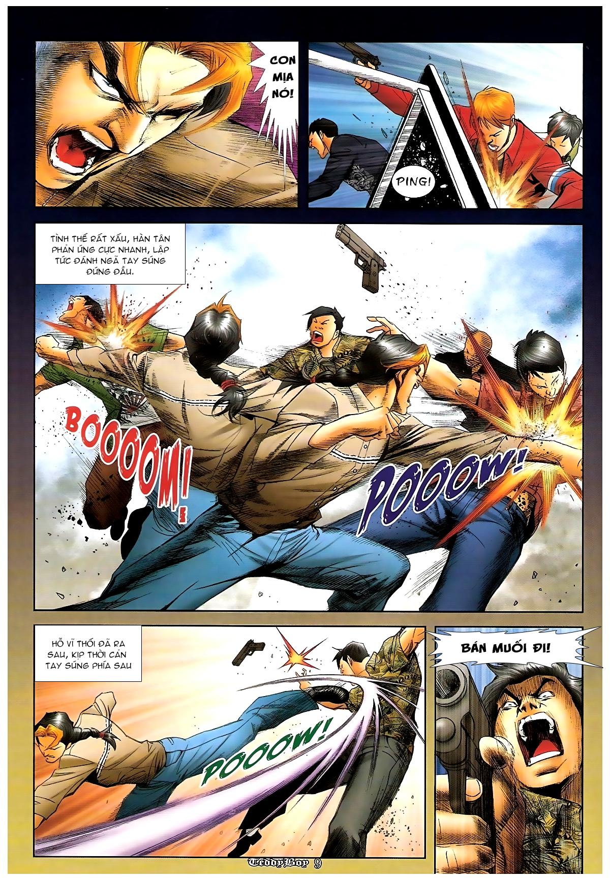 Người Trong Giang Hồ - Chapter 1240: Hàn Tân trở về - Pic 8