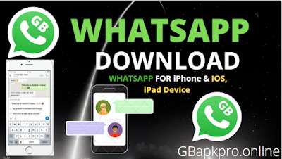 GBWhatsapp For iOS & iPhone/iPad Device