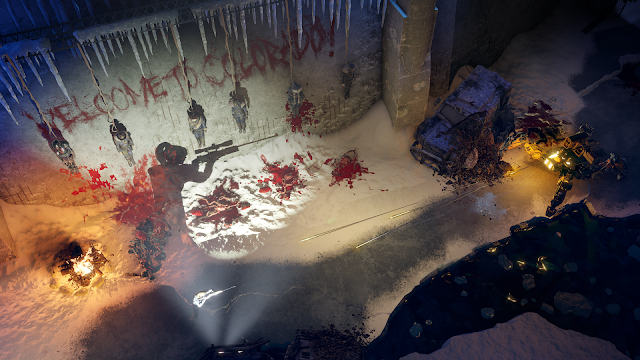 Analisis de Wasteland 3 para PS4.