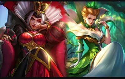 Hero Aurora salah satu game ml yang memiliki kekuatan sihir juga untuk melumpuhkan musuh