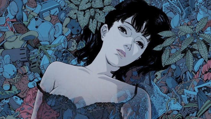 Perfect Blue, noches de anime