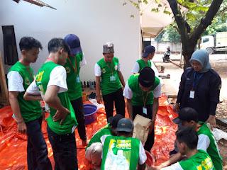 Pemprov Jawa Barat Ajak Santri, Cara Berternak Sapi Yang Baik di PT Hade Dinamis Sejahtera