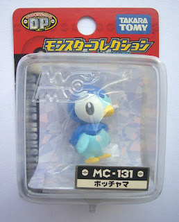 Piplup Pokemon Figure Takara Tomy Monster Collection MC series