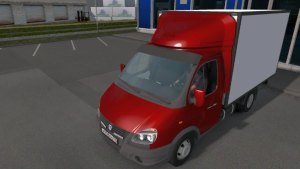 GAZ 3302 Reworked Mod