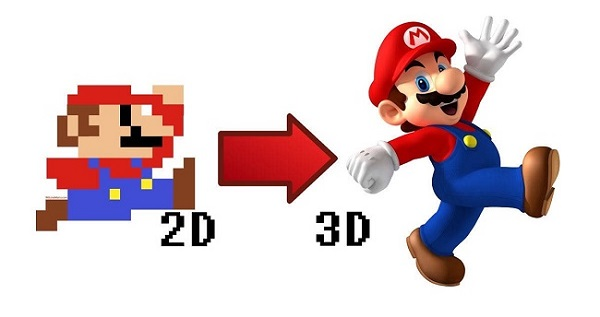 Which Mario is better? 2D vs 3D