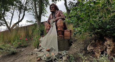 scultura di legno
