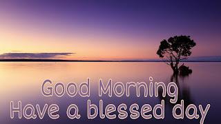 Image good morning