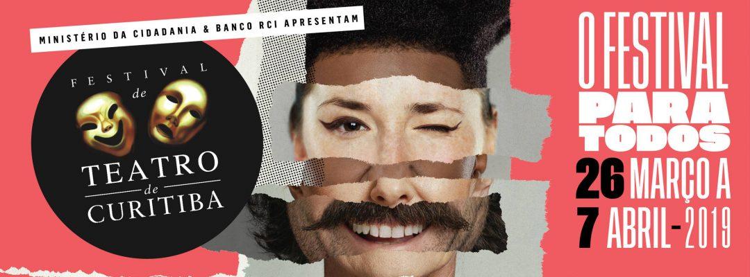 Festival de Teatro de Curitiba 2019 - foto reprodução internet