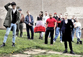 Beauty Squared The Style Of This Is England This Is