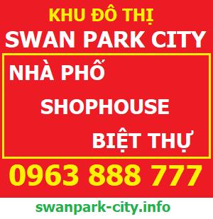 Khu đô thị Swan Park City - swanpark-city.info