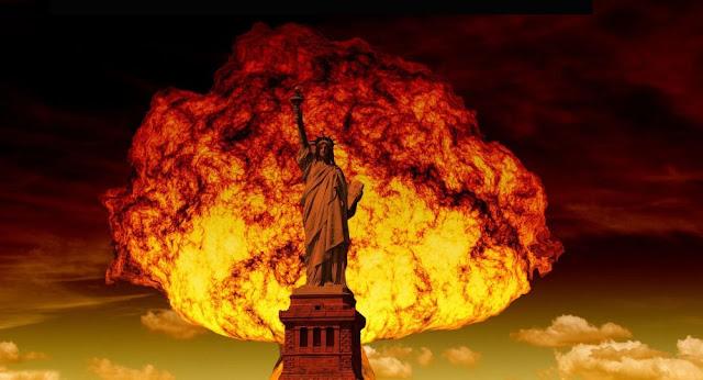 تحذير الولايات المتحدة من هجوم نووي انتحاري