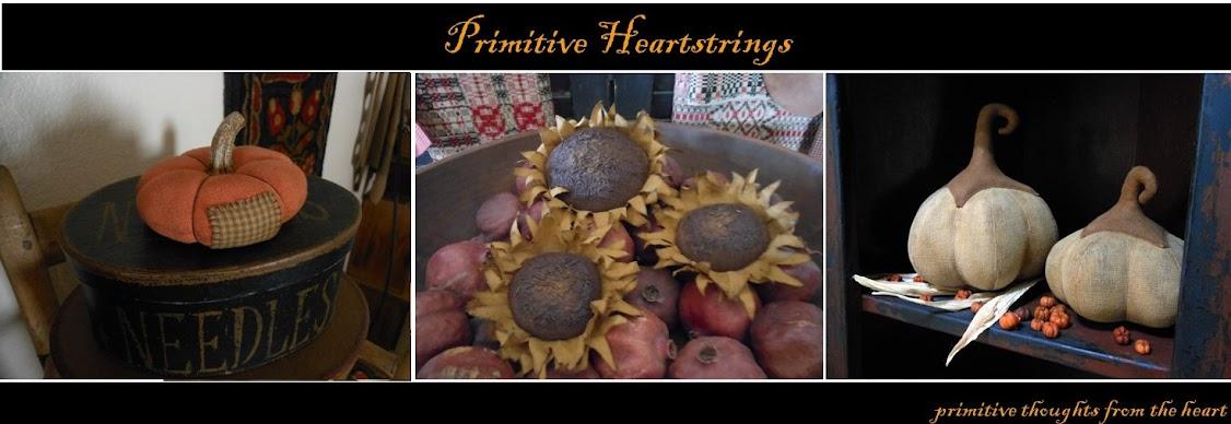 Primitive Heartstrings