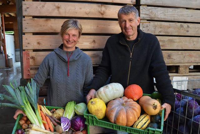«Eine grosse Gemüsevielfalt ist auch im Winter möglich»