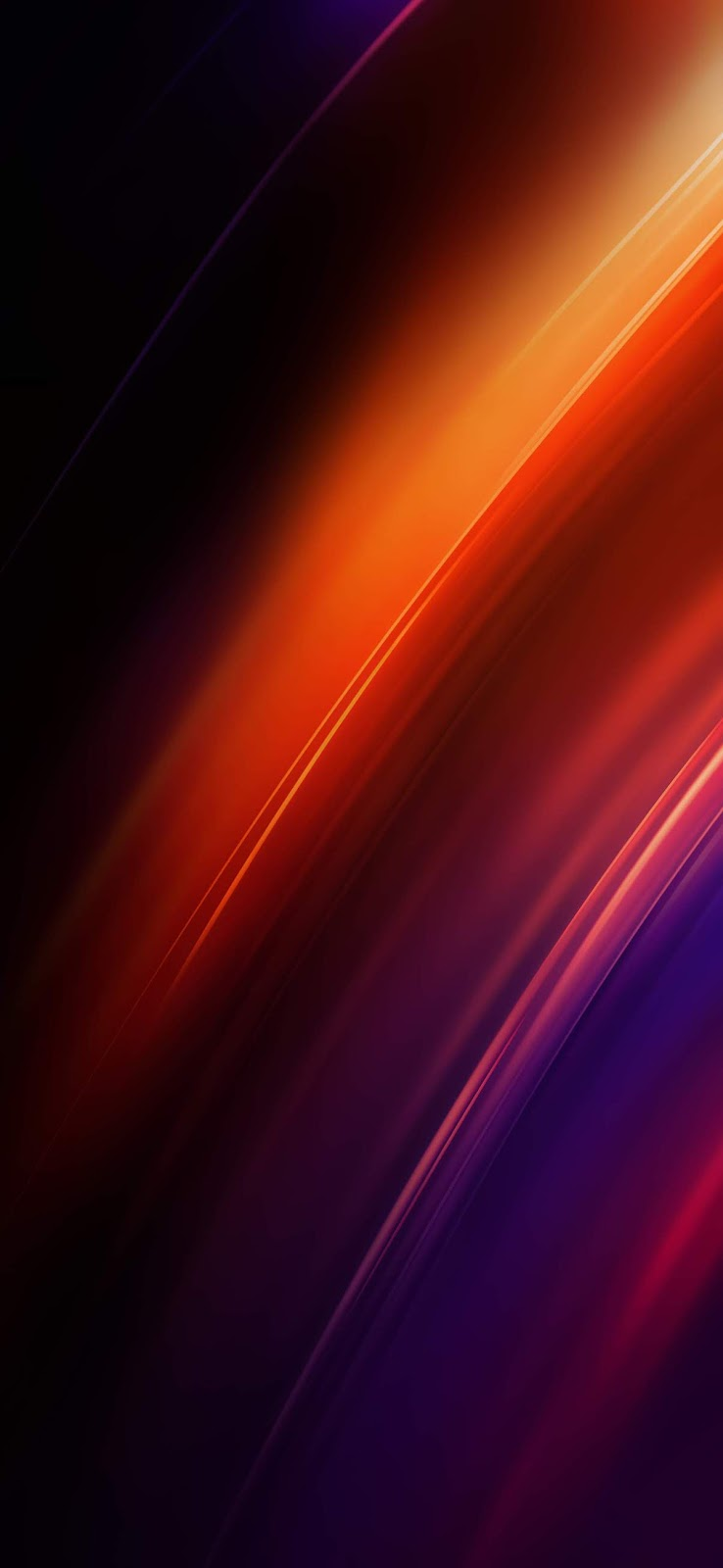 OnePlus 7T McLaren edition Stock Wallpapers (6 pics)
