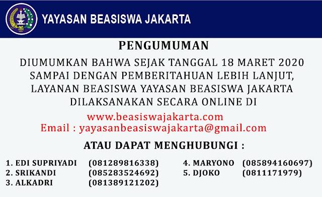 Yayasan Beasiswa Jakarta