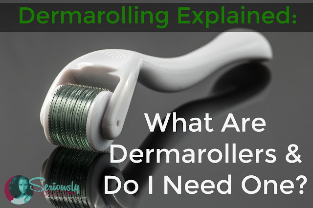 Dermarolling Explained : What Are Dermarollers & Do I Need One?