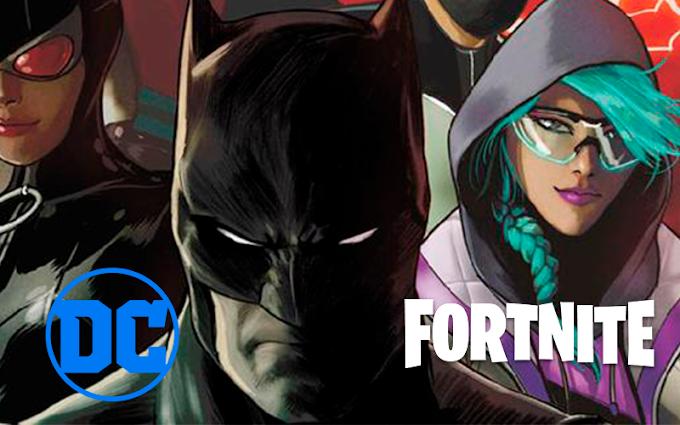 Fortnite y DC se unen de nuevo | Batman/Fortnite: Punto Cero