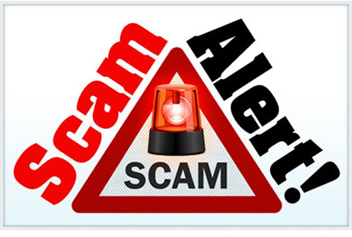 WE'VE BEEN SCAMMED AGAIN-CLICK THE SCAM