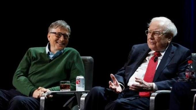 Siapa Rakan Bos Teknologi Anda: Bill Gates, Elon Musk kepada Steve Jobs