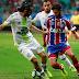 ESPORTE / Bahia perde para a Chape na despedida da Fonte em 2017: Veja o gol