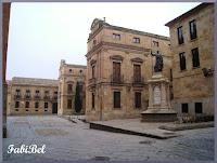 Plaza Anaya Salamanque Salamanca