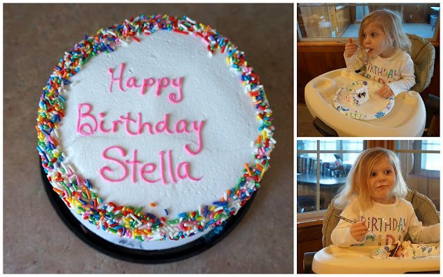 Stella's Birthday Cake