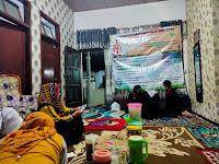 Mahasiswa PMM Psikologi UMM Ajarkan Terapi Self Healing saat Pandemi Corona pada 60 Ibu Muslimatan di Batu