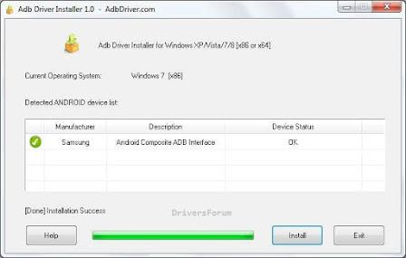 ADB Drivers for Windows 10