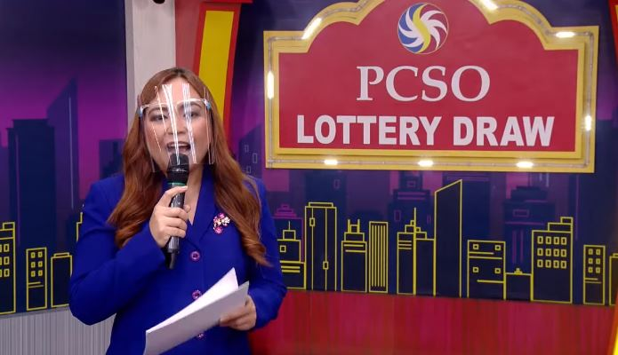 PCSO official livestream video on YouTube.