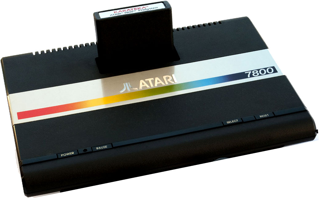 Atari 7800 Composite Mod Installation Guide | RetroFixes