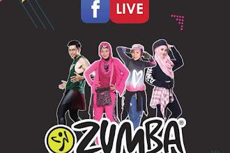 Zumba Charity Anjuran Furby Moms Dapat sambutan Hangat !