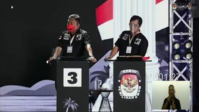Debat Publik Part II, OD-SK Menang Telak