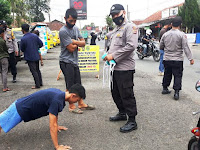 Pandemi Belum Berakhir, Polisi : Jangan Hanya Takut Kepada Petugas