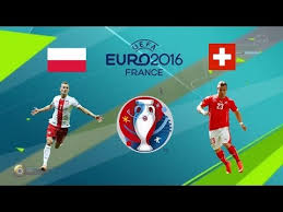Suiza vs Polonia en Eurocopa 2016