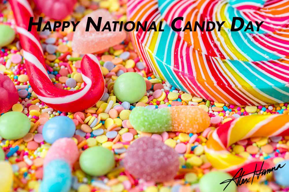 National Candy Day Wishes Awesome Picture