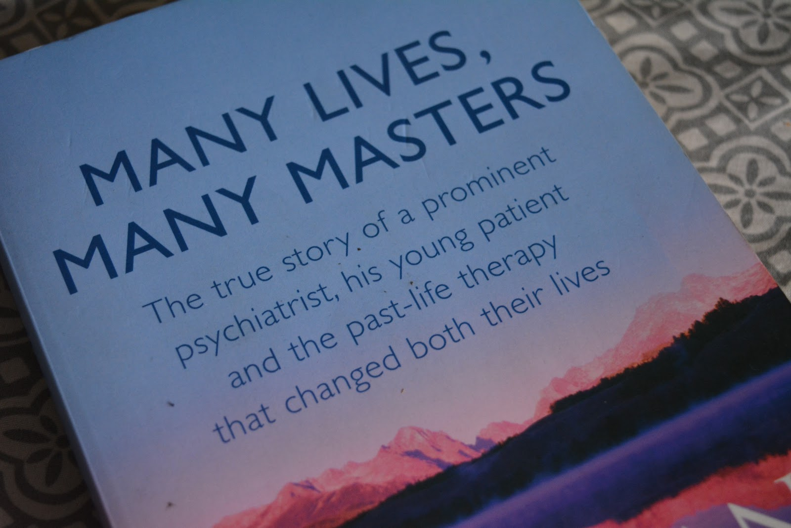 many lives many masters dr. brian weiss book