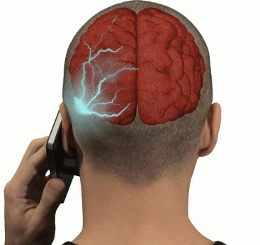 cell phones radiation brain cancer