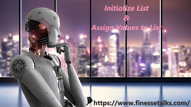 uipath initialize empty list uipath initialize list with values