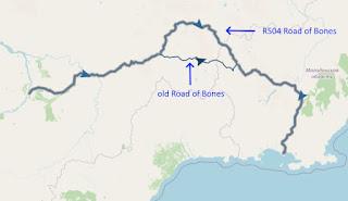 Mythos road of bones - ist das wirklich noch ein offroad abenteuer?