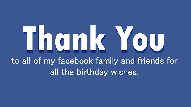 How do i respond to birthday wishes from friends on facebook dont worry as there are several awesome ideas to thank them all here are some of those ideas to say thank you for the birthday wishes m4hsunfo