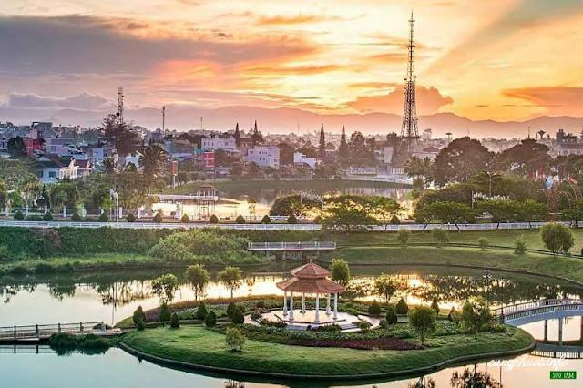 Du lịch Bảo Lộc với nhiều cảnh đẹp