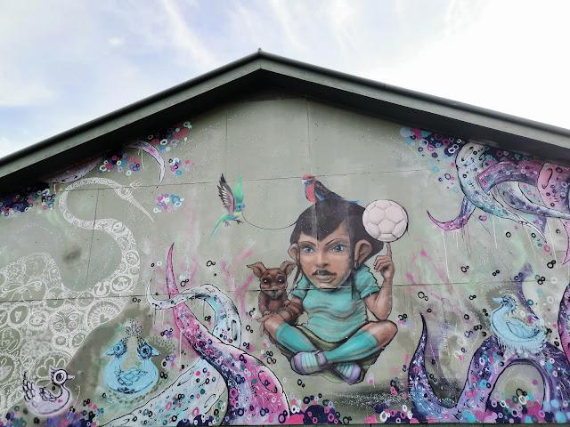 Wendouree Street Art