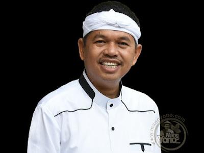 Profil Kang Dedi Mulyadi - Calon Wakil Gubernur Jawa Barat