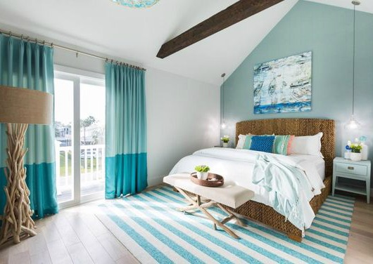 Brother Vs Brother Coastal Bedroom Makeover On HGTV Before And After  Pictures