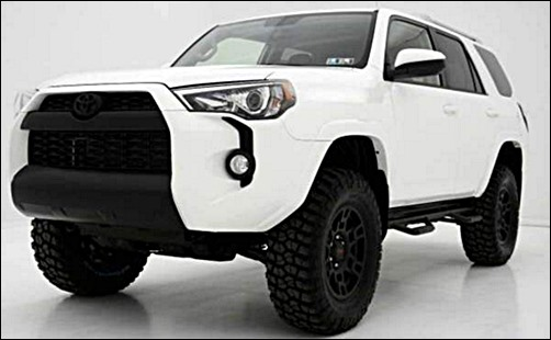 2018 toyota 4runner redesign toyota update review. Black Bedroom Furniture Sets. Home Design Ideas