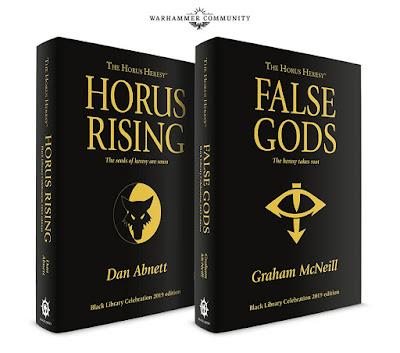 Horus Señor de la Guerra y Falsos Dioses
