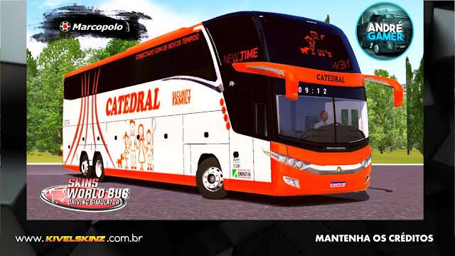 PARADISO G7 1600 LD - VIAÇÃO CATEDRAL FAMILY