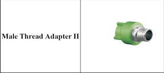Harga fitting pipa ppr lesso male tread adapter 2