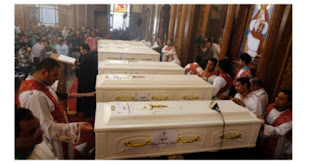 Egypt authorities says perpetrators  of attack on Christians has been killed