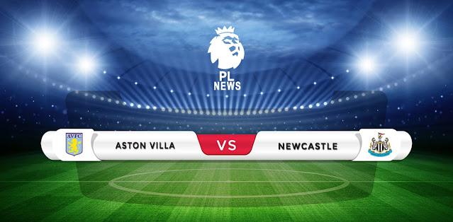 Aston Villa vs Newcastle Prediction & Match Preview